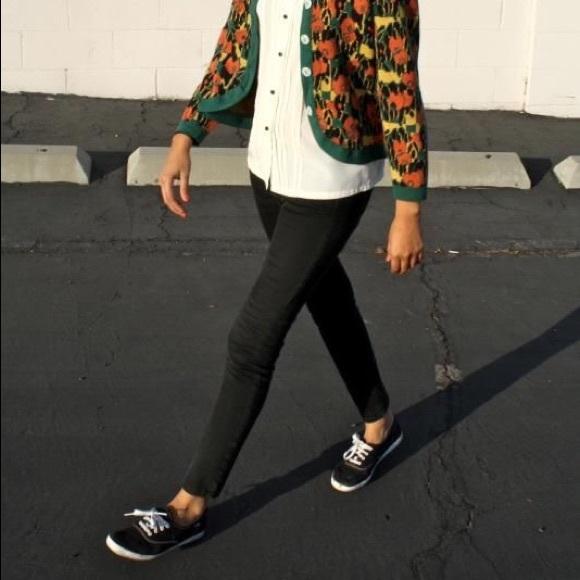 cc1793b0a02cc Keds Shoes - Women Keds Black Champion Cotton Canvas Sneakers